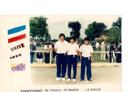 Championnat de FRANCE 3X3 brive 90