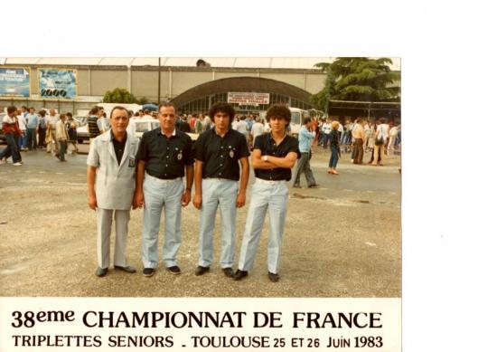 Championnat de France 3X3 TOULOUSE 83