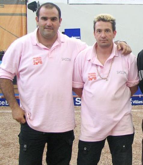 Champion de Haute Corse 2010 DOUBLETTES