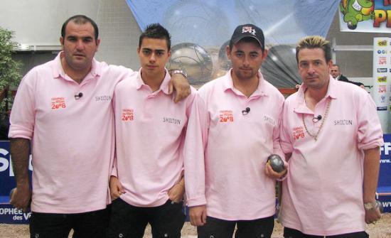 Trophée des Villes 2009 et 2010