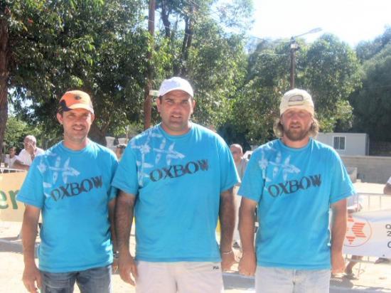 la meilleure equipe de Haute Corse des  années 2000