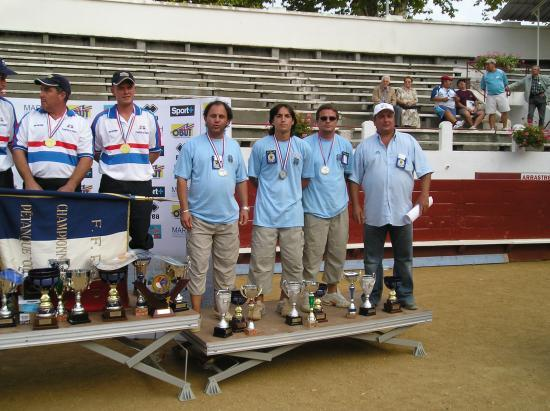 Championnat de France entreprises 2005 (SOUSTONS)