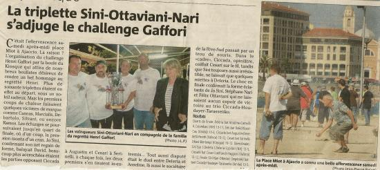 Challenge Gaffory 2010