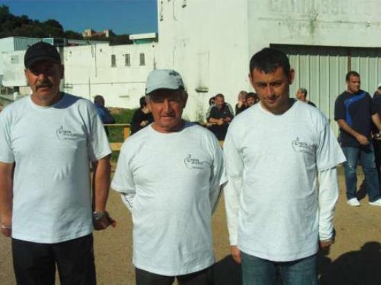Champions de Ligue Triplettes 2011