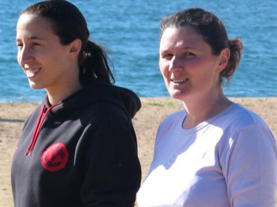 Marlene et Katia