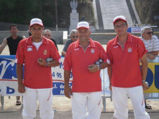 Présentation des finalistes du National