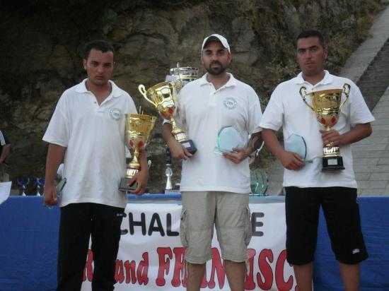 les finalistes