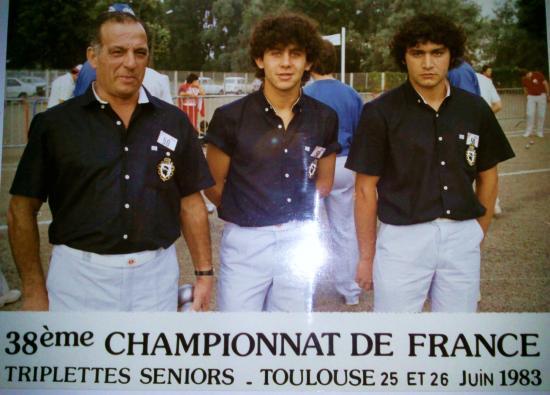 Champion de ligue 1983