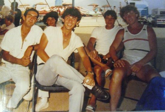 international  de Campo dell'Oro 1985