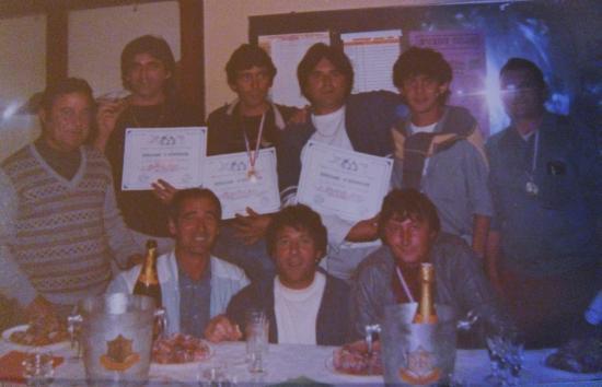que de titres de champion de Corse 1985 !!!!!!