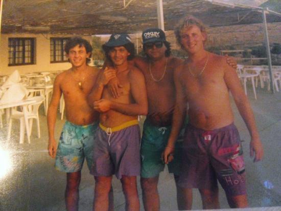 les 4 mousquetaires de la Rocade 90 !!