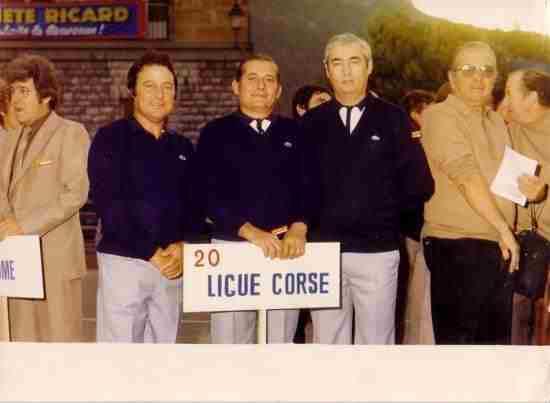 Championnat de France Jeu Provençal