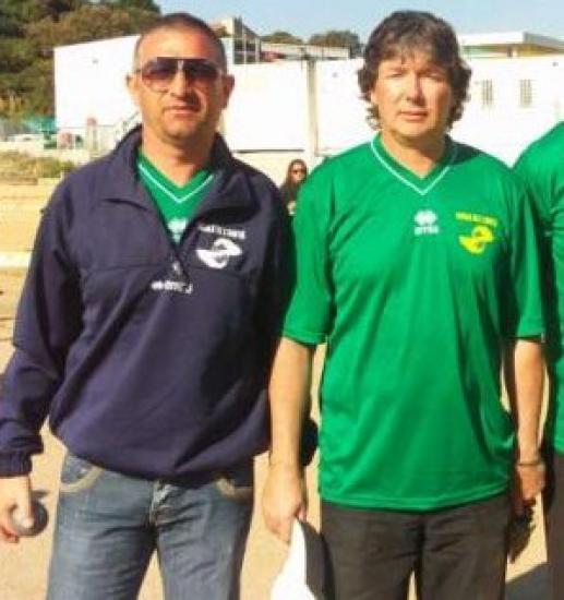 Champions de Corse  sud doublettes 2011