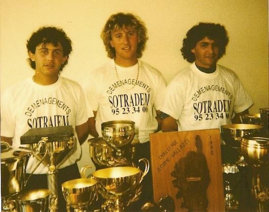 la dream team des années 80,90